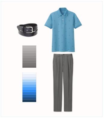 ゴルフ  洋服