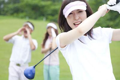 ゴルフ面白い