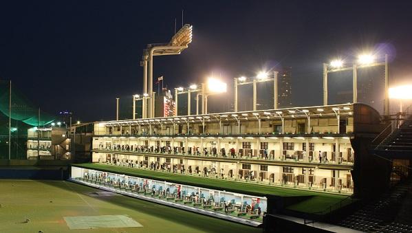 ゴルフ 練習場 東京