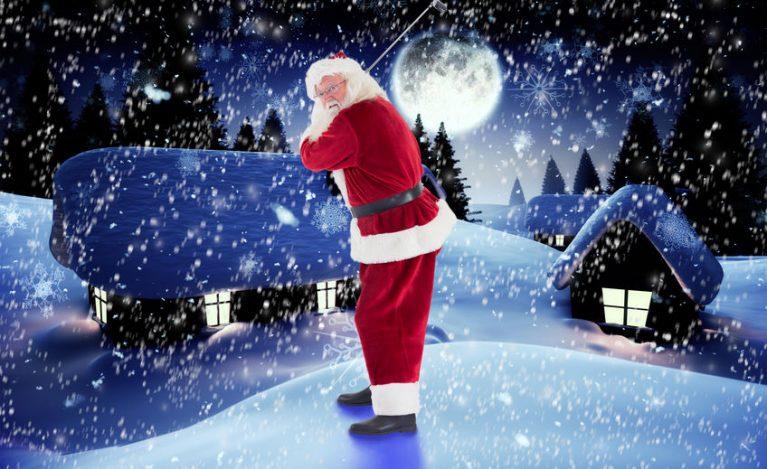 ゴルフ クリスマス プレゼント