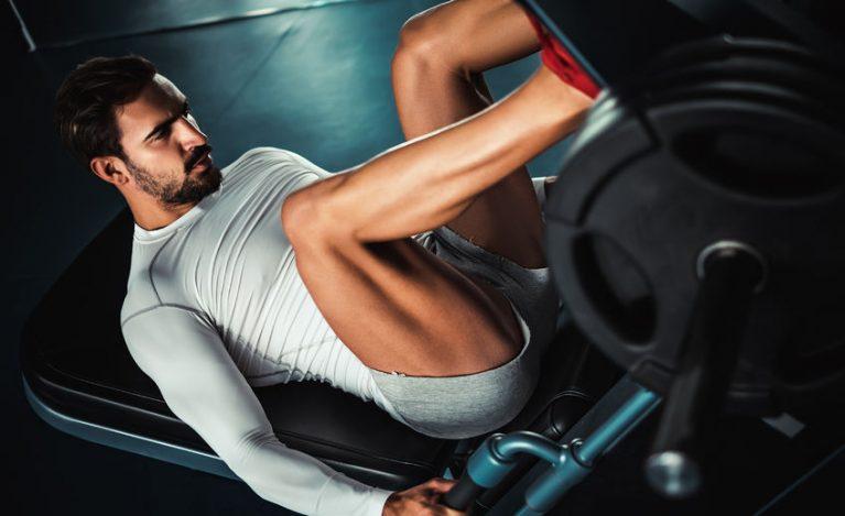 下半身筋肉トレーニング
