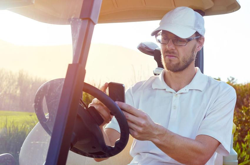 ゴルフスコアアプリ