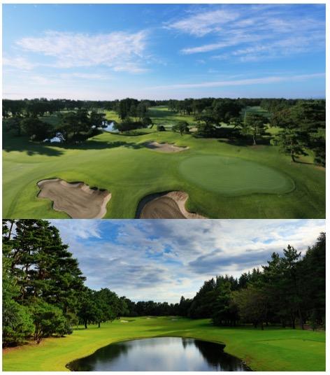 Olympic 2020 Golf