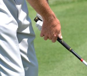 Putter grip replacement