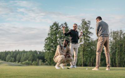 ゴルフ メリット