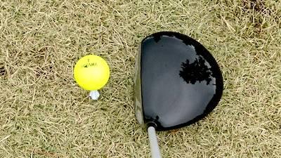D1ゴルフボール
