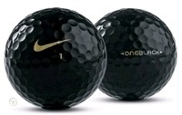Nike one black ball