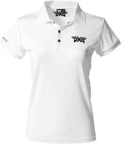 Golf polo shirt ladies