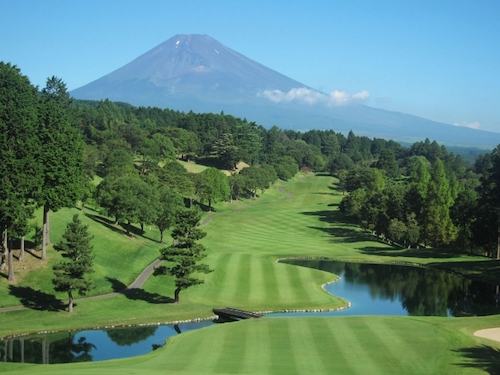 Recommended Shizuoka Golf Course
