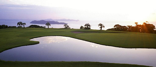 Nagasaki golf course recommended