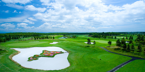 Golf course Hokkaido recommended