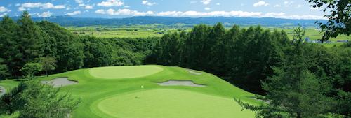 札幌ゴルフ倶楽部由仁コースです。