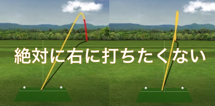 Golf Swing Inside Out