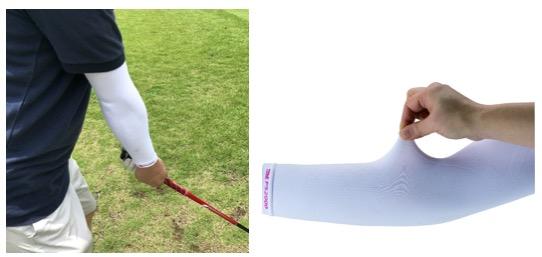 Golf heat stroke