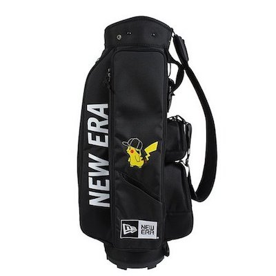 Showy golf bag