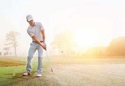 Golf strength