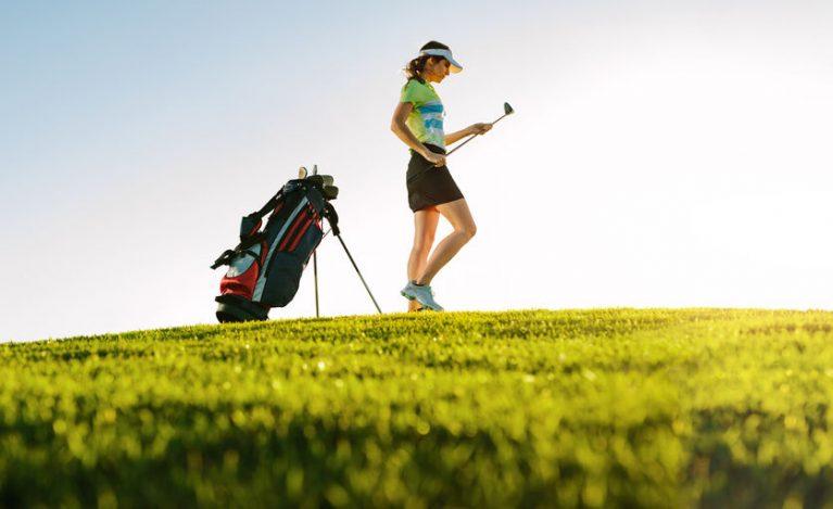 Entertainment golf