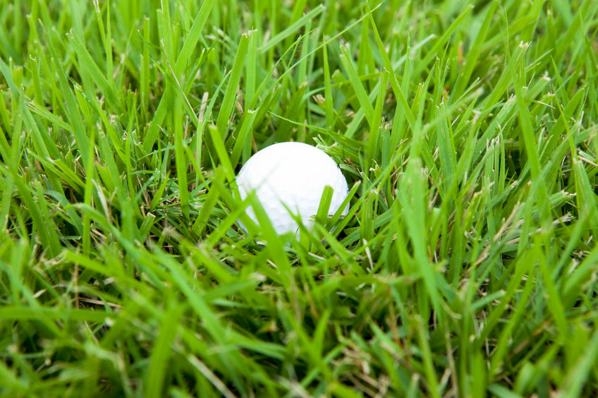 Rough golf