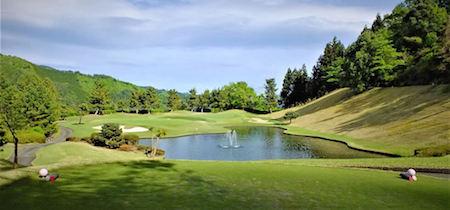 Yamanashi golf course