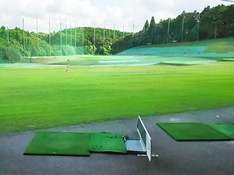 Narita Airport Golf Driving Range
