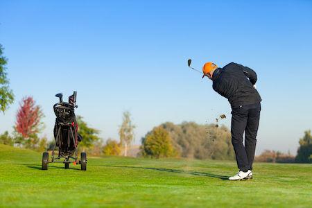 Golf stoop disadvantages