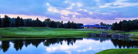 Hokkaido golf driving range