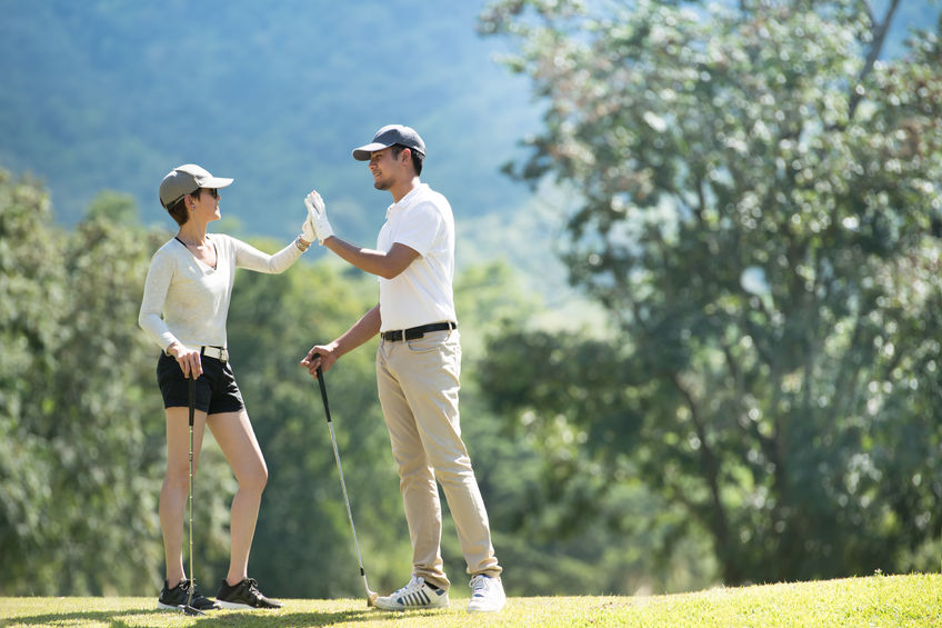 Golf beginners, what to start with