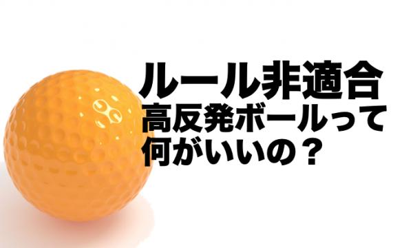 Golf ball fly