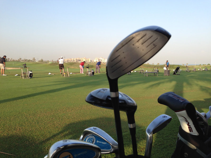 Golf swing gear