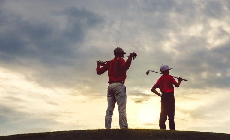 Golf professional practice method