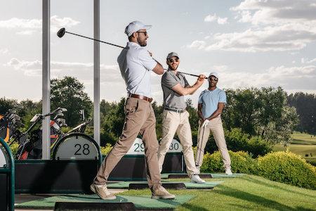 Golf competition secretary