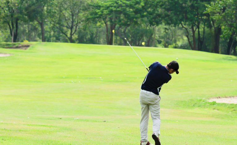 Golf par-on