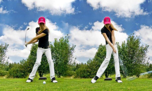 Golf face rotation