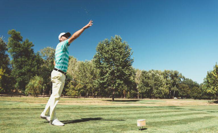 Golf ball rules